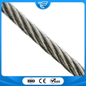 Stainless Steel Wire Rope 1×19