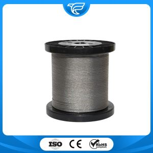 Stainless Steel Wire Rope 7×19